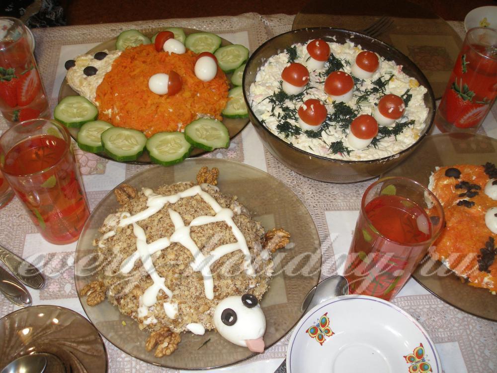 Что можно приготовить на день рождения дома