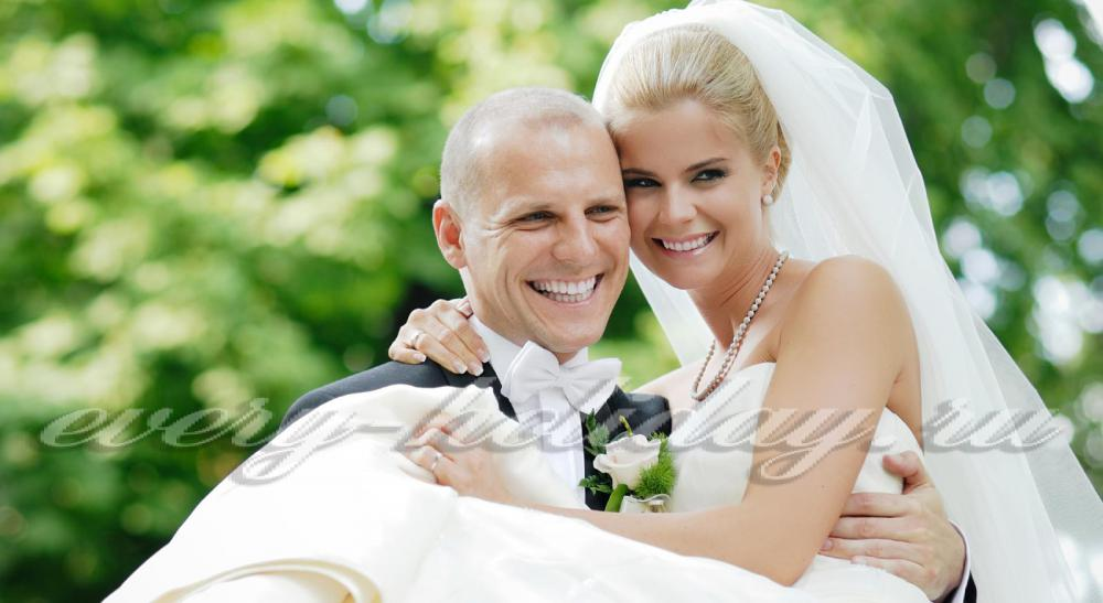 Для проведения свадьбы – начиная со