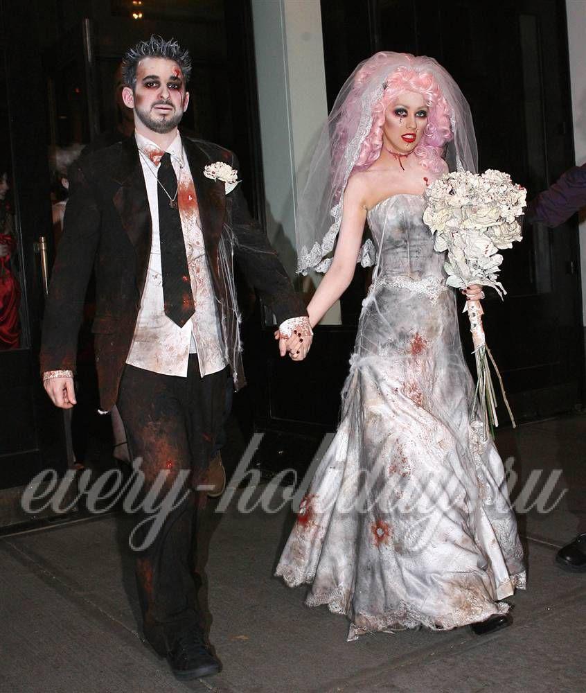 Фото костюмов на хэллоуин своими руками для девушки