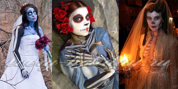 Фото костюмов на хэллоуин своими руками