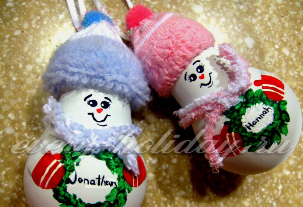 Детские игрушки новый год своими руками