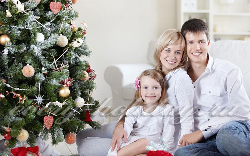 Новый год в крыму с ребенком