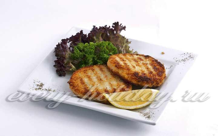 вкусные рыбные котлеты из консервов рецепт с фото