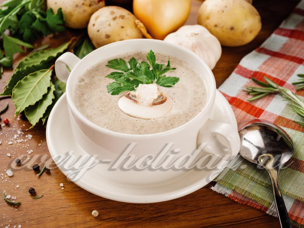 сырный суп рецепт с сыром гауда
