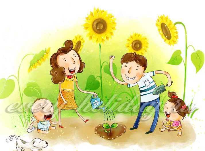 сценарий дня знакомства для детей