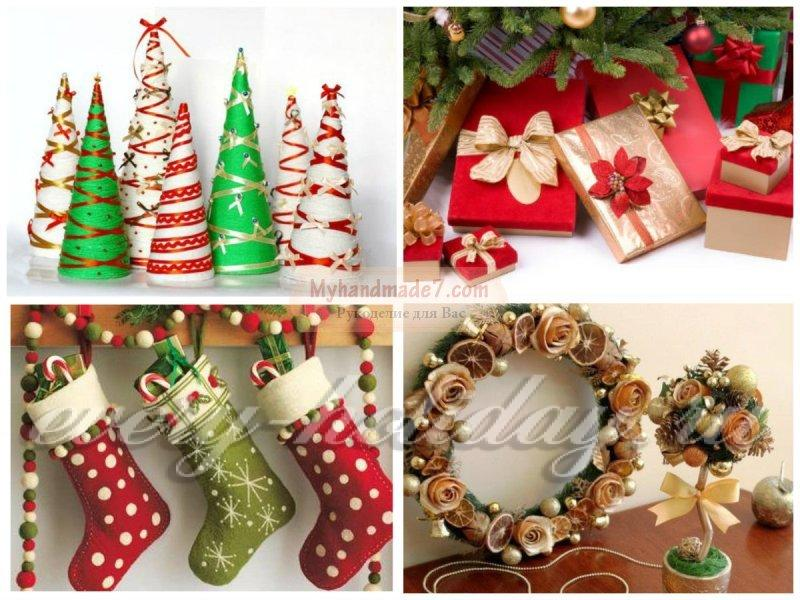 Идеи новогоднего подарка своими руками на 2017 год 74