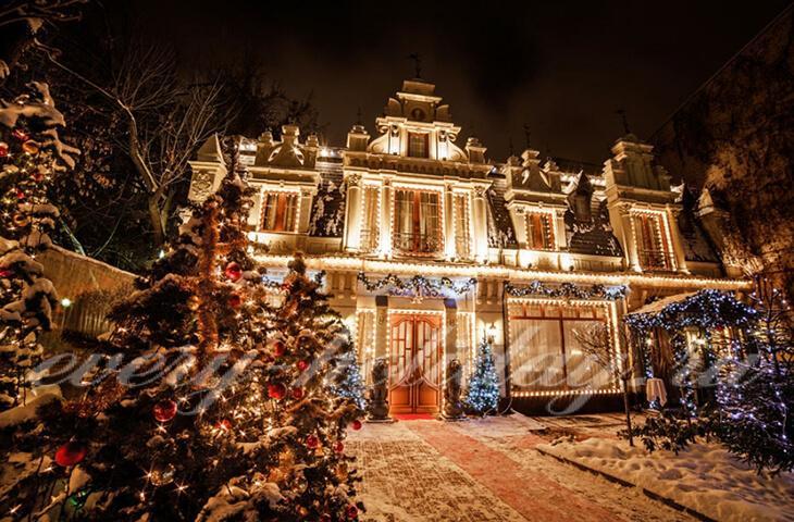 Новый год 2018 рублёвка