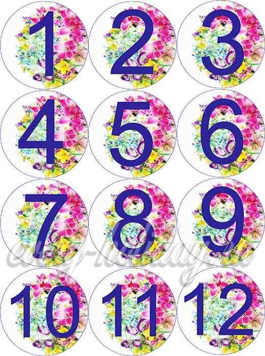 Скачать шаблоны лотерейных билетов на новый год