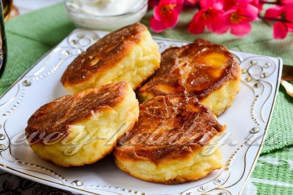 Лучшие рецепты вкусных сырников
