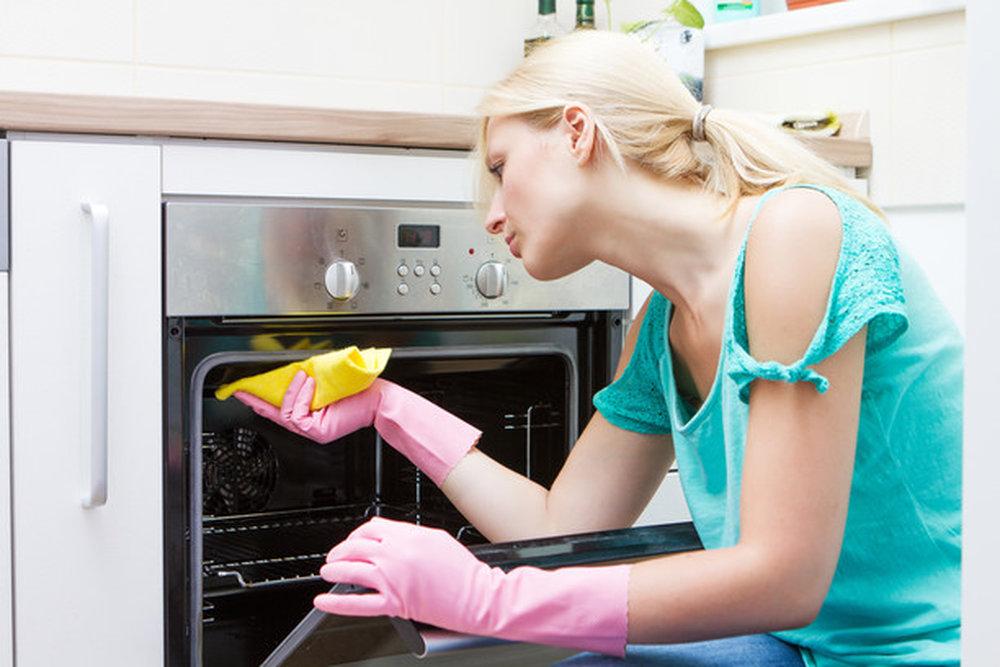 Как почистить печь в домашних условиях быстро и эффективно 891