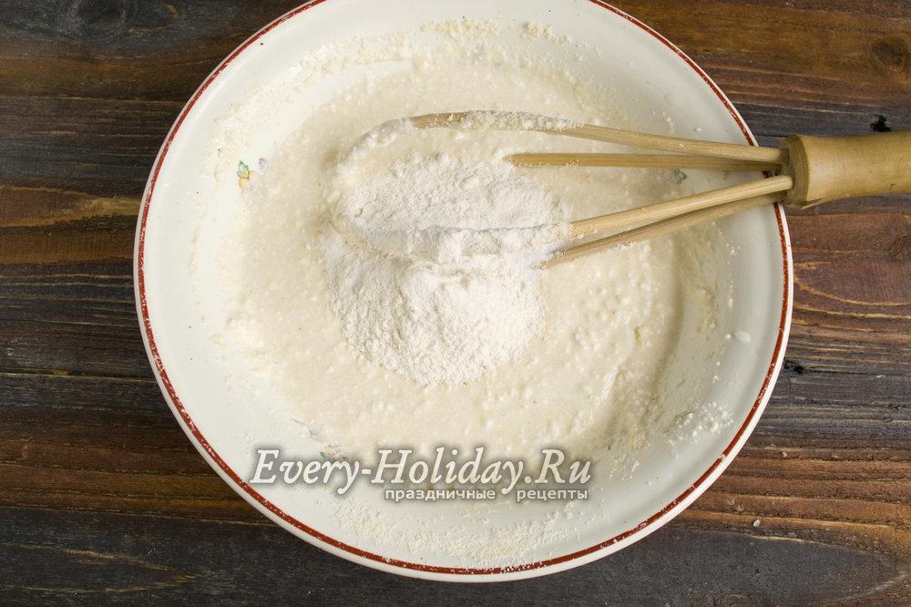 Приготовления сырников из творога пошаговый рецепт с пошагово в