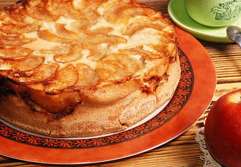 Рецепты шарлотка с яблоками в духовке пошаговый рецепт с