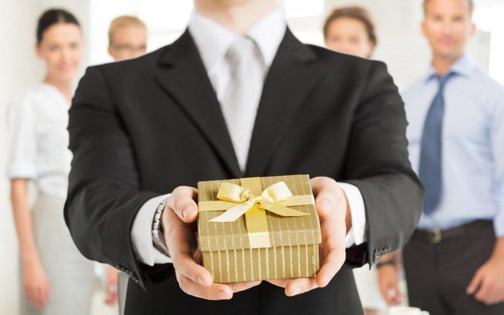 Подарки организациям как провести 771