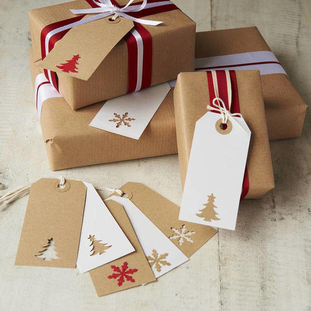 Упаковка подарков академическая 7