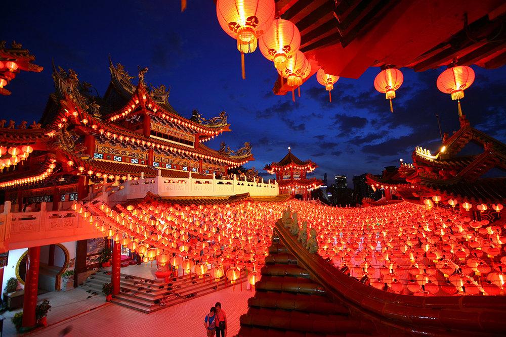 Когда начинается китайский Новый год 2018: веселье и ритуалы