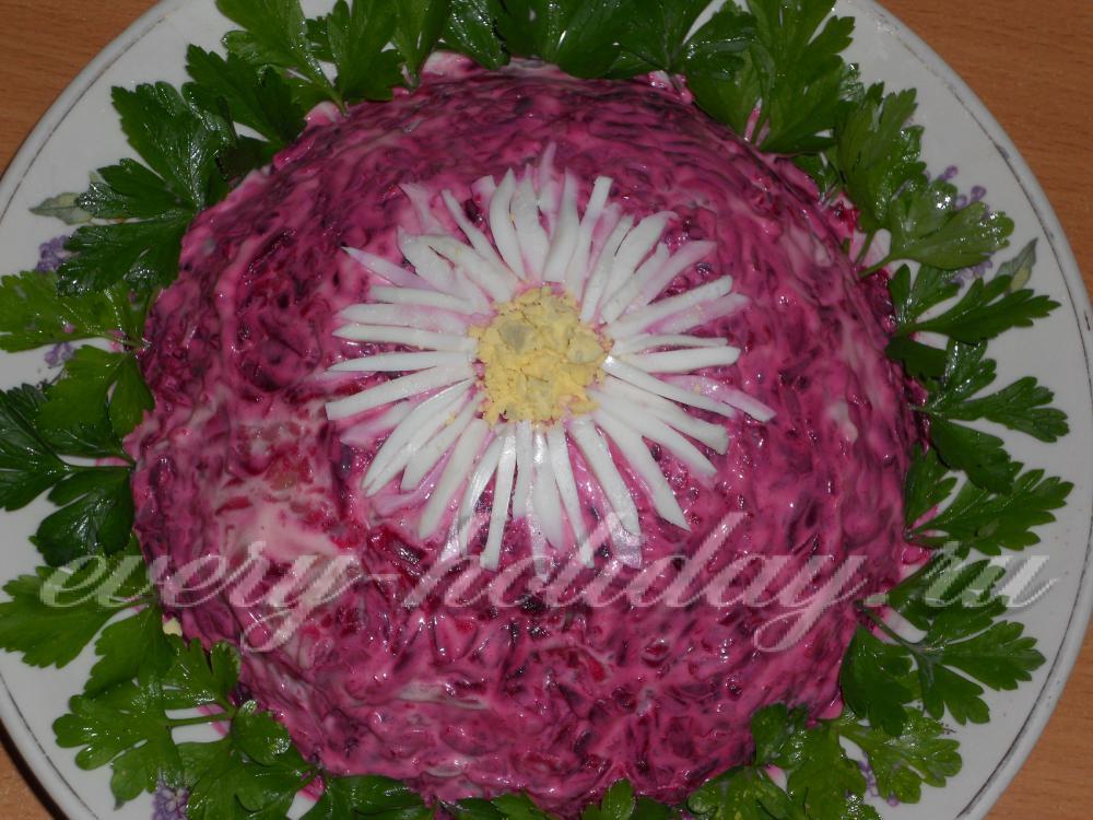 салат шуба в домашних условиях рецепт с фото
