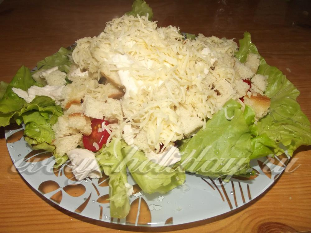 Рецепт салата из мидий   vkusnyblogru