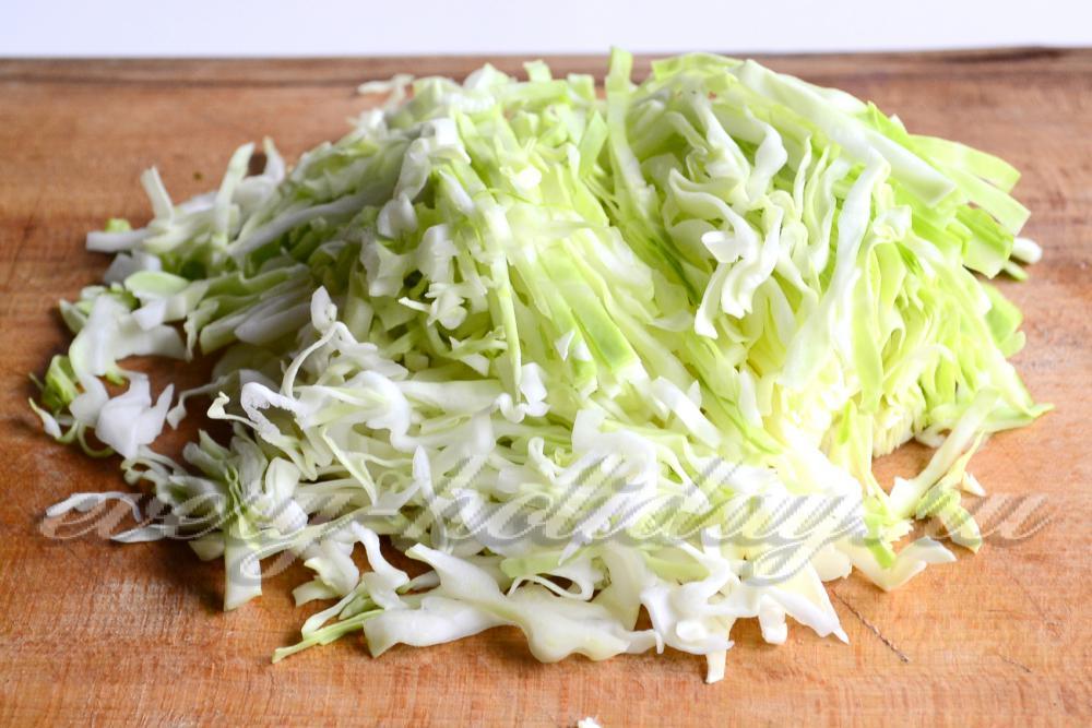 Чимчи из белокачанной капусты  Едальня