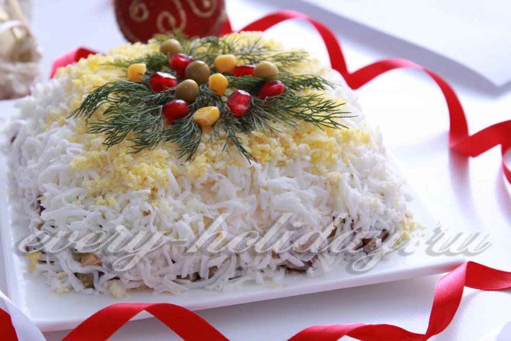 Рецепт торта эстерхази с фото