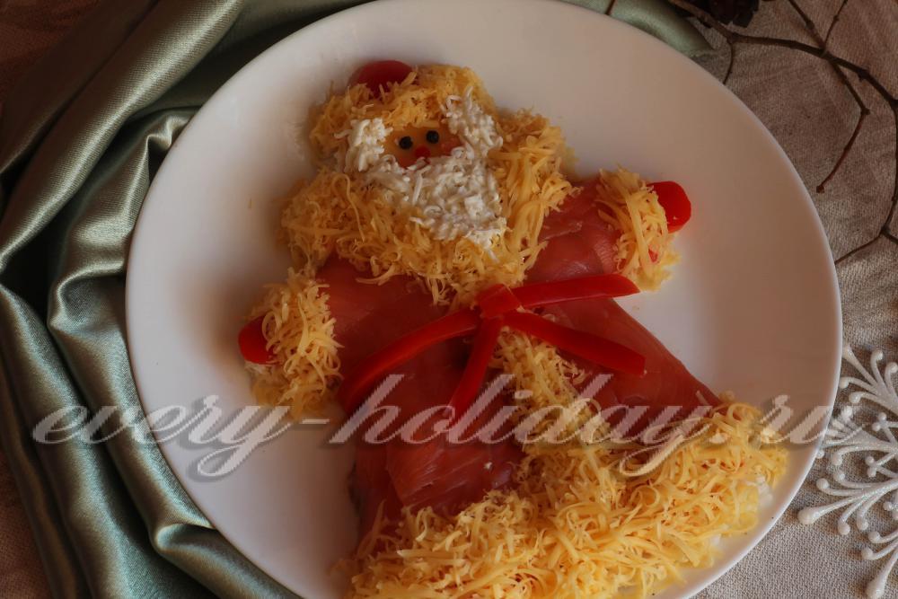 рецепт салата с капустой и краб палочками