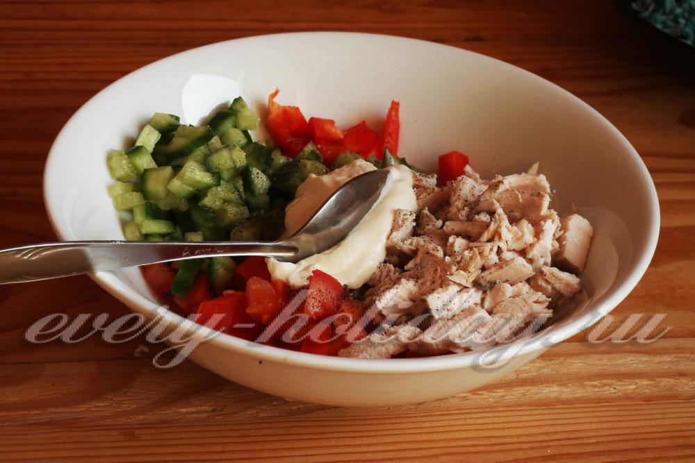 рецепт вкусной заправки к салату