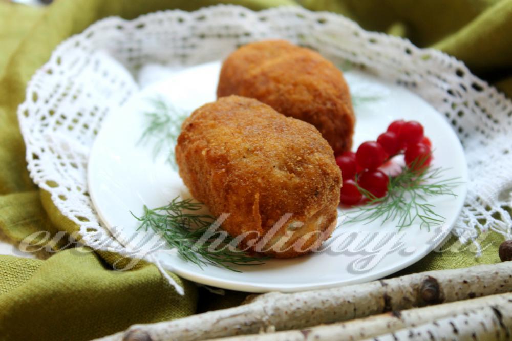 Простые рецепты котлет по-киевски из фарша