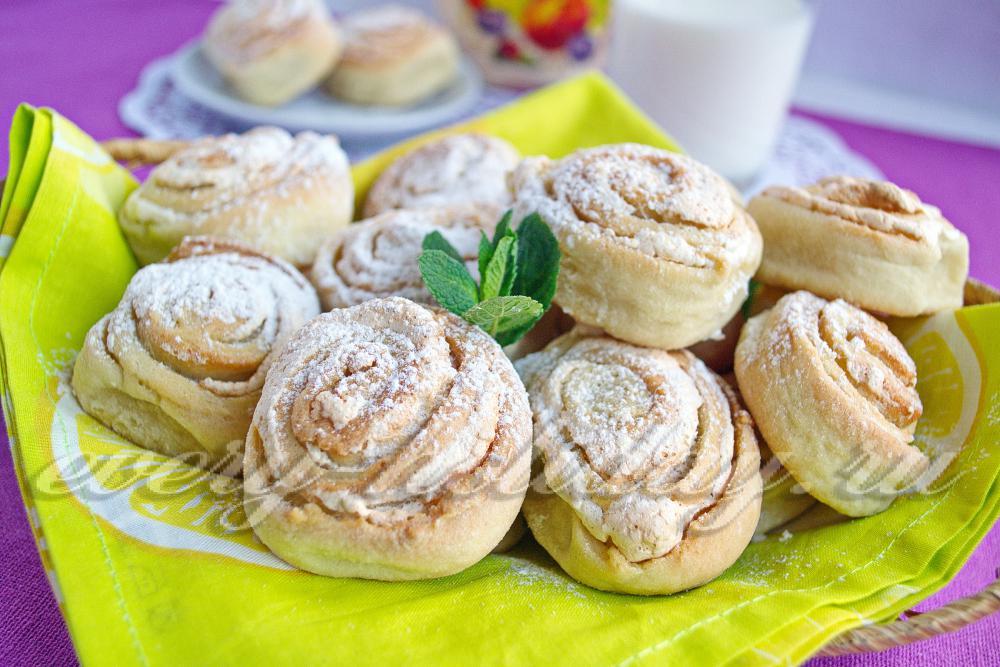 Печенье с безе рецепт в духовке