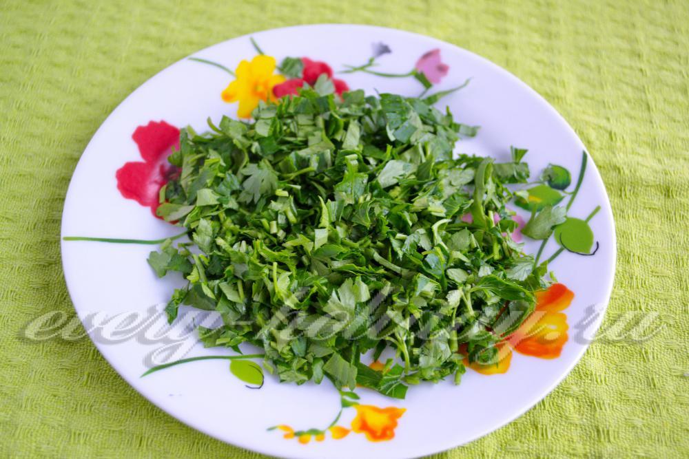 вкусные рецепты салатов грибная поляна с