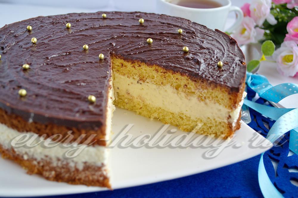 автор рецепта торта птичье молоко