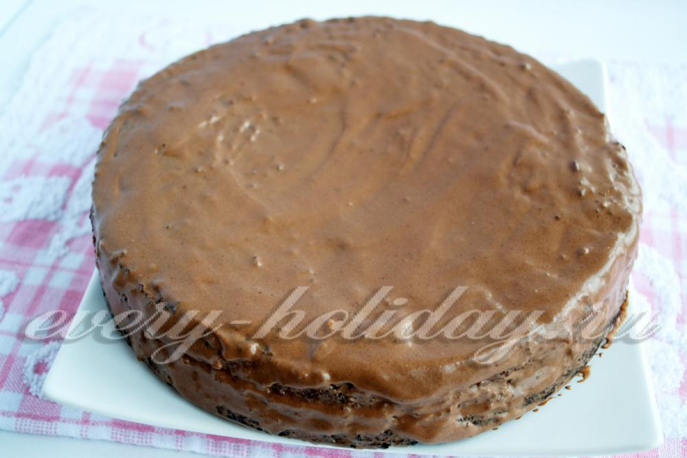 Абрикотин торт по госту фото 15