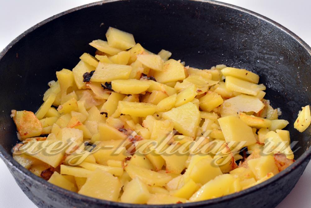 Лучший рецепт супа из сушеных грибов