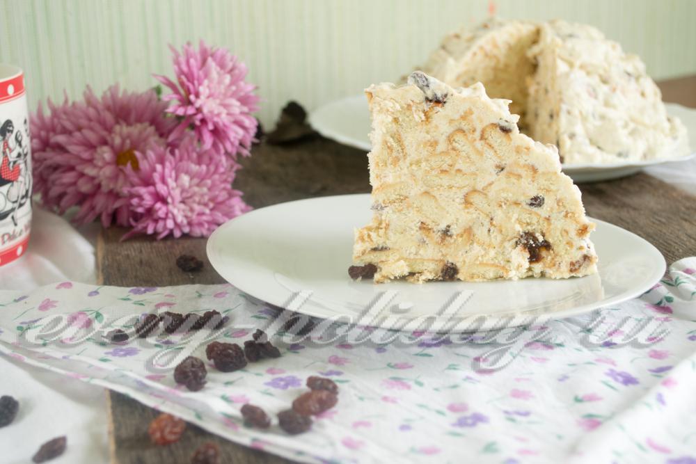 Торты с масляным кремом рецепт с фото в домашних условиях