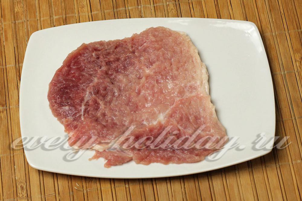 Как сделать отбивные из свинины мягкими на сковороде