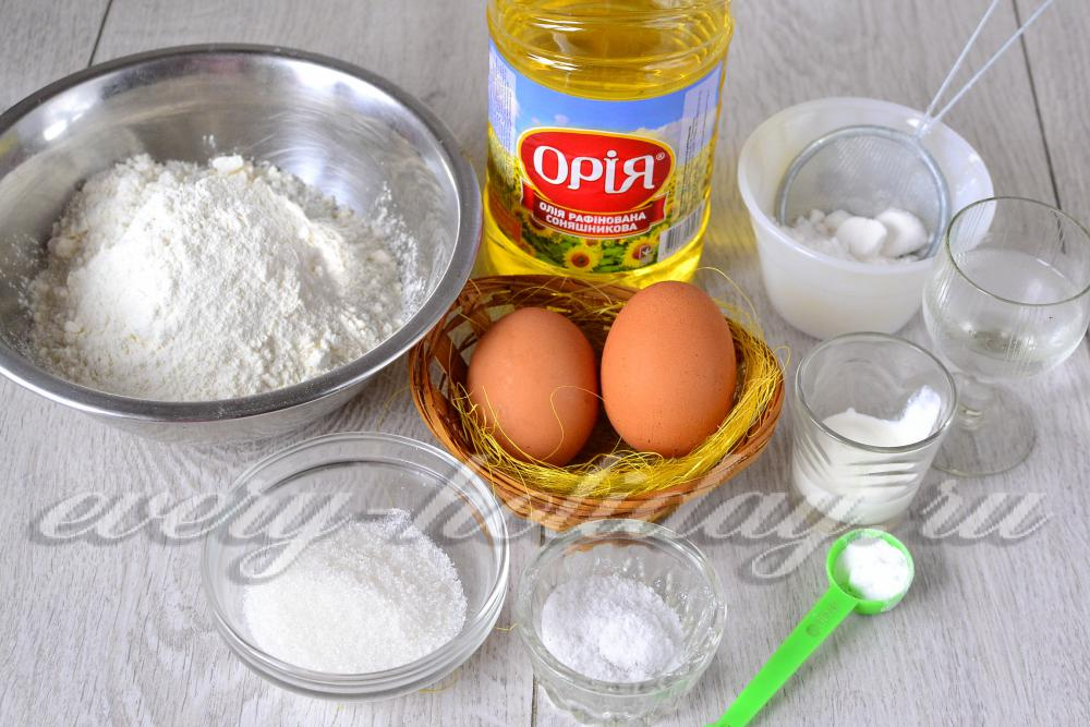 Хворост рецепт пошагово на молоке без яиц