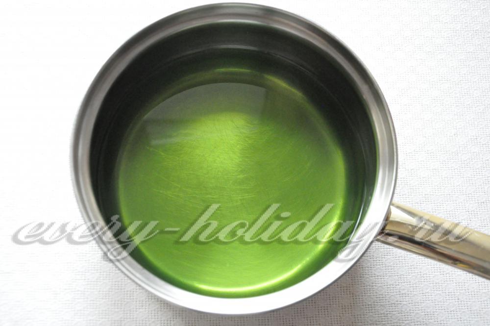 Как сделать зелёное желе 349