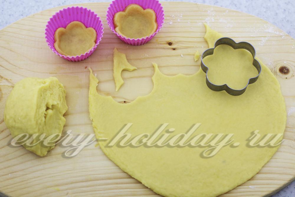 Как сделать тарталетку мягкой