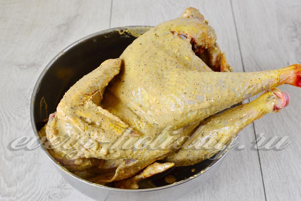 Блюда из грудок индейки простые и вкусные рецепты фото