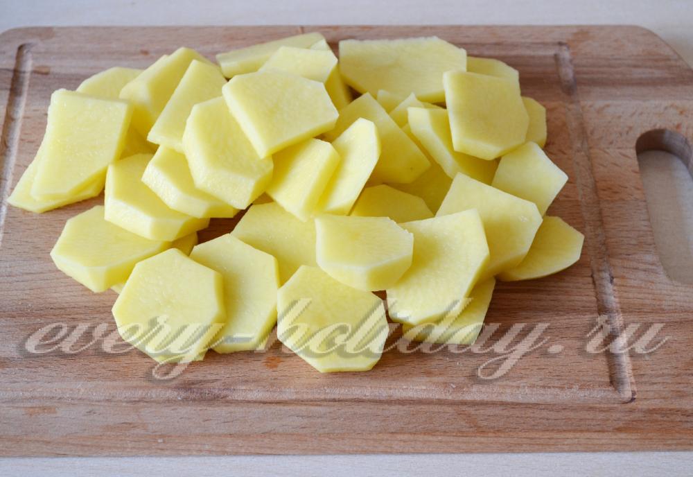 Запеканка из капусты как в детском саду рецепт