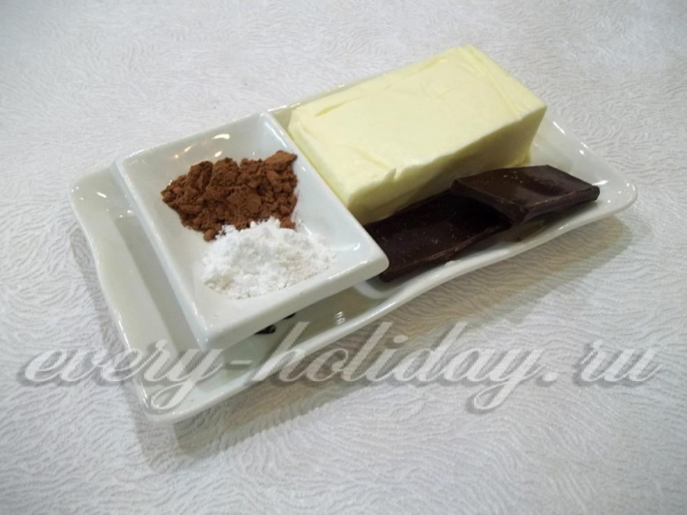 Как сделать шоколад из сливочного масла 764