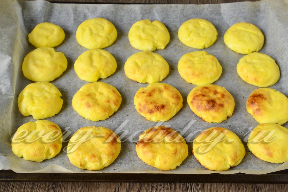 Сырники из творога рецепт в духовке пышные рецепт с пошагово 189