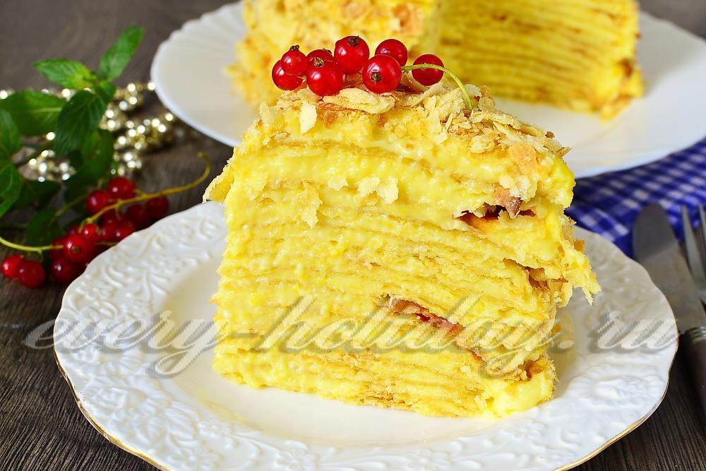 Как сделать дома торт рецепт