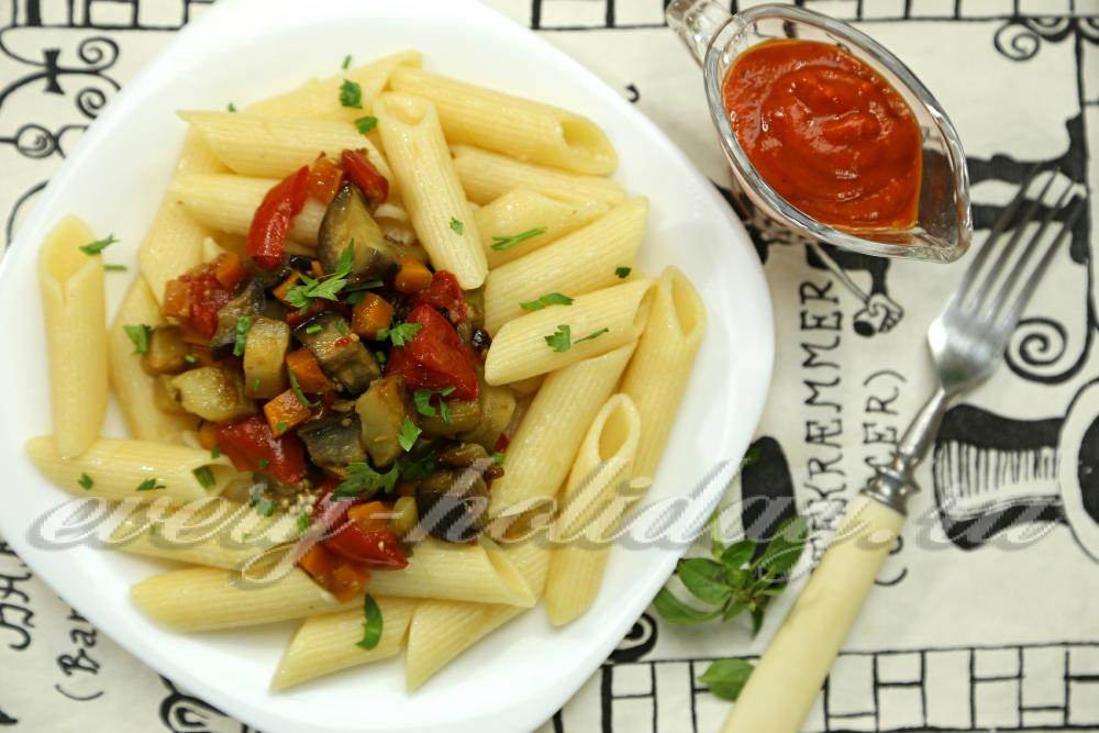 Овощное рагу без кабачков и баклажанов рецепт с фото