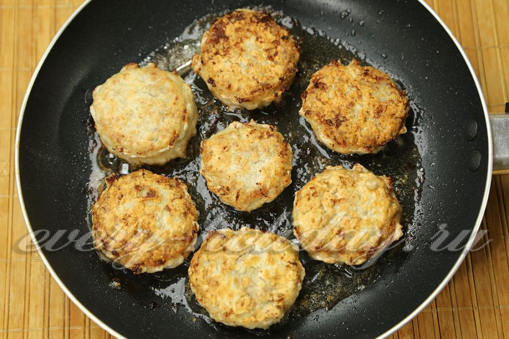 Тефтели с манкой в духовке рецепт с манкой
