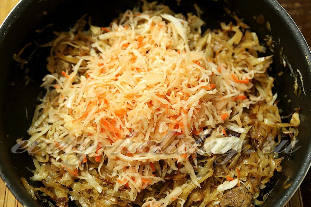рецепты со свежей капустой белокочанной