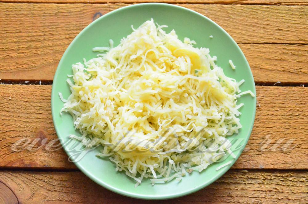 салат с мимоза с шпротами рецепт с фото