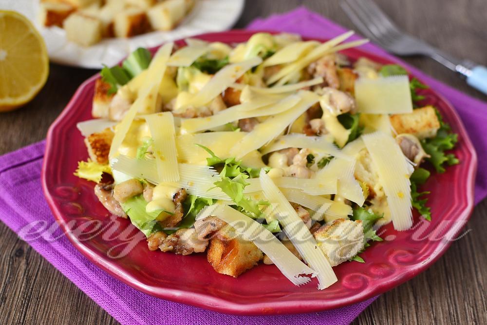 салат обжорка классический рецепт с сыром