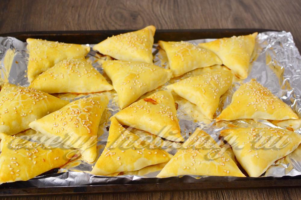 Рецепты самсы с сыром в домашних условиях