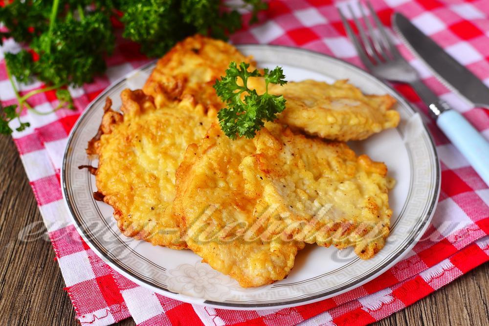 куриное мясо в кляре рецепт с фото