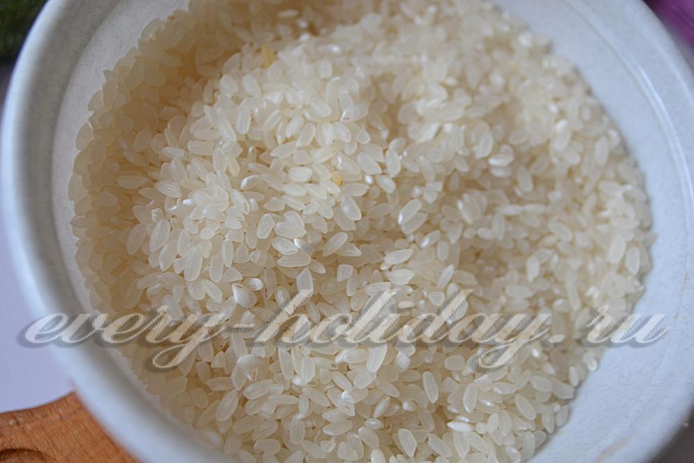 рис круглый в мультиварке рассыпчатый