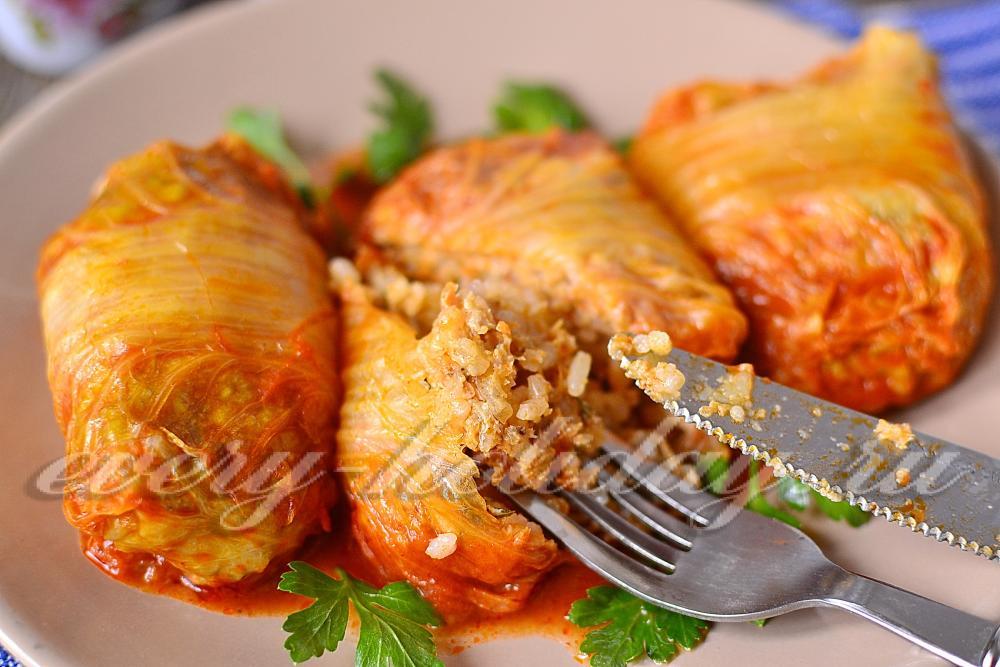 Овощные голубцы из пекинской капусты рецепт пошагово